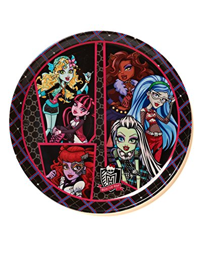 American Greetings Monster High Serving Platter (Party Supplies)
