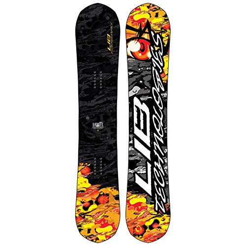 Lib Tech Hot Knife Snowboard Mens Sz 150cm