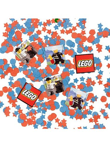Buy Bargain LEGO City Confetti Party Accessory