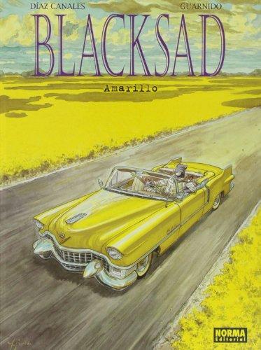 BLACKSAD 5. AMARILLO
