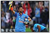 Shopolica Suresh Raina Indian Cricket Player Poster (Suresh-Raina-3168)