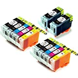Starink 12 Pack Compatible Ink Cart