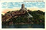Tucker Tower At Lake Murray Ardmore, Oklahoma Original Vintage Postcard