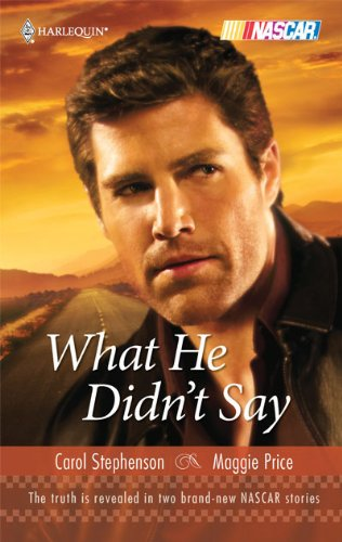 Image of What He Didn't Say: Chasing the Truth\Cornered (NASCAR Library Collection)