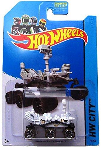 Hot Wheels 2014 Hw City Planet Heroes Mars Rover Curiosity 71/250 - 1