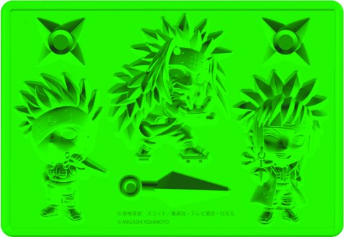 Kotobukiya Naruto Kakashi Silicone Ice Tray