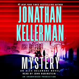 Mystery: An Alex Delaware Novel | [Jonathan Kellerman]