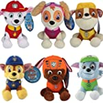 Sincerity Forever 6 Pcs Paw Patrol So...