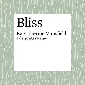 Bliss Audiobook