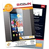atFoliX Displayschutzfolie fr Samsung Galaxy S2 (i9100) (2 Stck) - FX-Antireflex: Displayschutz Folie antireflektierend! Hchste Qualitt - Made in Germany!von &#34;Displayschutz@FoliX&#34;