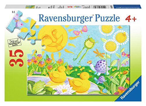 Merry Meadow 35 Piece Puzzle - 1