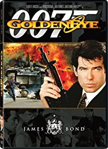"The seventeenth James Bond film, ""GoldenEye"", begins Pierce Brosnan's run as James Bond."