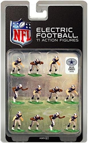 Dallas CowboysDark Uniform NFL Action Figure Set
