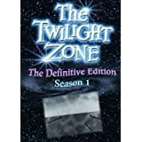The Twilight Zone - Season 1 (The Definitive Edition) ~ Rod Serling