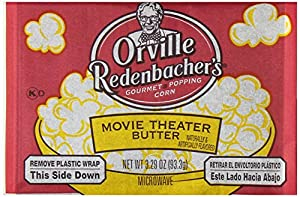 Orville Redenbacher's Movie Theater Butter, 24 Count