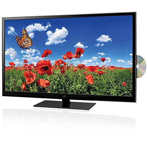 "40"" Led Tv With Built In Dvd Player 1080P"