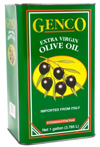 Genco Extra Virgin Olive Oil - 1 Gallon