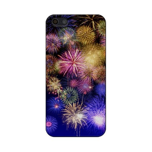 Apple / SoftBank / au iPhone5 対応 携帯ケース 1909花火大会