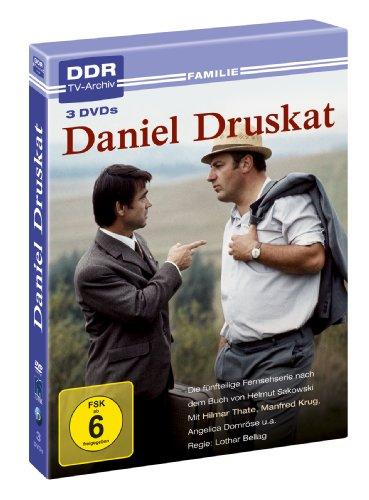 Daniel Druskat (DDR TV-Archiv) [3 DVDs]
