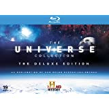 The Universe Collection - Deluxe Edition [Blu-ray]