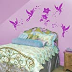 STIKID - Flying Fairies - 73x49 cm -...