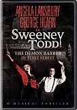 Sweeney Todd: Demon Barber of Fleet Street [DVD] [2008] [Region 1] [US Import] [NTSC]