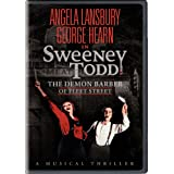 Sweeney Todd: Demon Barber of Fleet Street [Import USA Zone 1]par Angela Lansbury