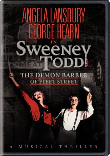 Sweeney Todd: The Demon Barber Of Fleet Street (Broadway Version) front-336762