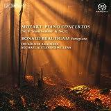 モーツァルト : ピアノ協奏曲第9番 「ジュノーム」 他 (Mozart : Piano Concertos No.9 \'Jeunehomme\' & No.12 / Ronald Brautigam (fortepiano), Die Kolner Akademie, Michael Alexander Willens) [SACD Hybrid] [輸入盤・日本語解説書付]