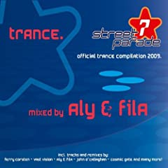Street Parade 2009 - Trance (Mixed By Aly & Fila)