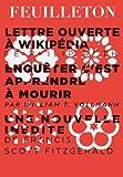 Feuilleton, N° 6, Hiver 2013 :