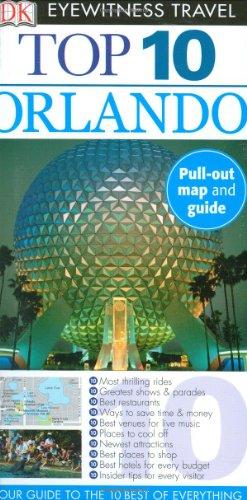Top 10 Orlando (Eyewitness Top 10 Travel Guides)