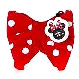 Minnie Polka Dot Red Bow Purse By Disney