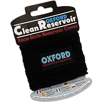 Oxford Motocicleta Limpiar Depósito Carreras Estilo Depósito Líquido De Frenos Funda