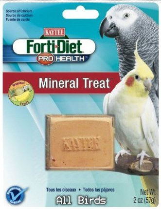Kaytee Mineral Treat Tropical Fruit