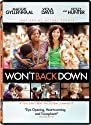 Won't Back Down [DVD]<br>$436.00
