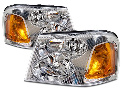 gmc-envoy-headlight-oe-style-replacement-headlamp-driver-passenger-pair-new