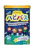 バスクリン ハピバス 夜空のキラキラ流れ星の香り 600g 透明タイプ 入浴剤 (医薬部外品)