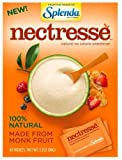 Nectresse Natural No Calorie Sweetener, 40-count Packets - Pack of 2
