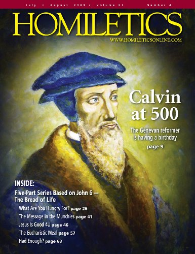 Homiletics Journal: July/August Issue 2009
