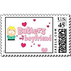 South Park: Butters Is My Boyfriend Postage