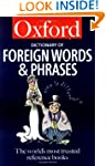 The Oxford Dictionary of Foreign Word...