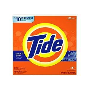 Amazon Com Tide Powder Detergent Original Scent Case