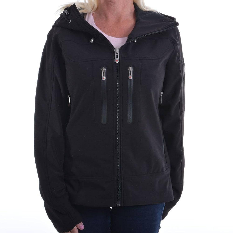 Wellensteyn Damenjacke Dynamica Gr. XL UVP 249,00 Euro DYN-268 Schwarz Damen Jacke günstig kaufen