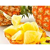 【産地直送・産直の庭限定】沖縄生まれの希少なパイナップル「ピーチパイン2キロ箱」