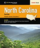 img - for North Carolina Road Atlas book / textbook / text book