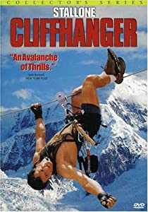 "Cover of ""Cliffhanger (Collector's Editio..."