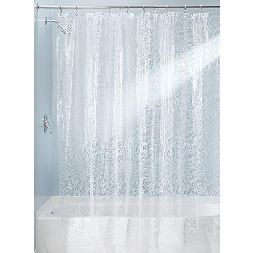 21999EU Rain Duschvorhang, 180 x 200 cm, durchsichtig