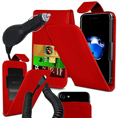 coolpad-rogue-case-super-essentials-pack-clamp-spring-style-cuir-pu-wallet-chargeur-red