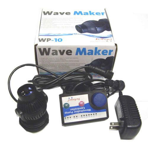 Jebao wp10 aquarium fish tank controllable wavemaker for Fish tank wave maker